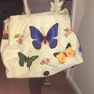 Handbags - Butterfly Beach bag from St. Maarten